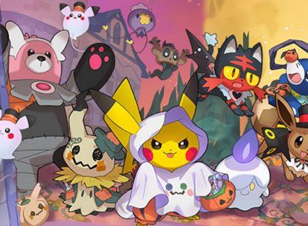 Pokémon GO: l'evento di Halloween in arrivo a fine ottobre nel titolo mobile di Niantic