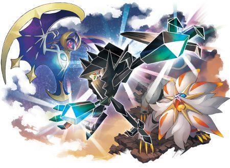 Pokémon Ultrasole e Ultraluna: svelato il filesize dei due titoli su Nintendo 3DS