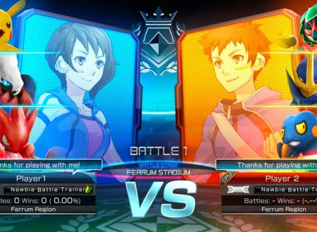 Pokkén Tournament DX: presto in arrivo un nuova patch che aggiungerà il Team Battle
