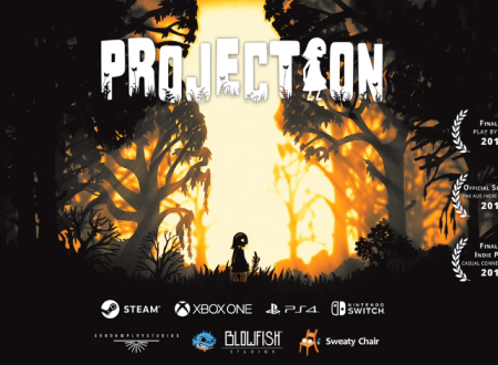 Projection: First Light, altro titolo in arrivo nel 2018 su Nintendo Switch