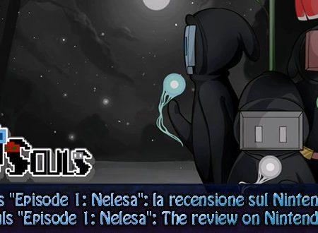 [RECENSIONE] 3Souls Episode 1: Nelesa, la prima di 3 anime sull'eShop di Wii U!!