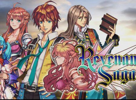 Revenant Saga: il titolo in arrivo il 19 ottobre sui Nintendo Switch europei