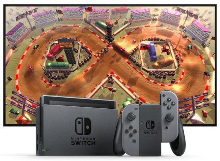 Rock´N Racing Off Road DX: il titolo è in arrivo anche su Nintendo Switch