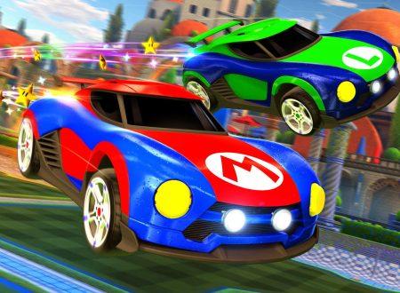 Rocket League: il titolo è in arrivo il 14 novembre su Nintendo Switch