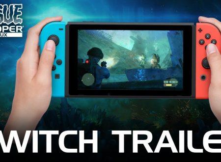 Rogue Trooper Redux: pubblicato il trailer di lancio e uno sulla versione per Nintendo Switch