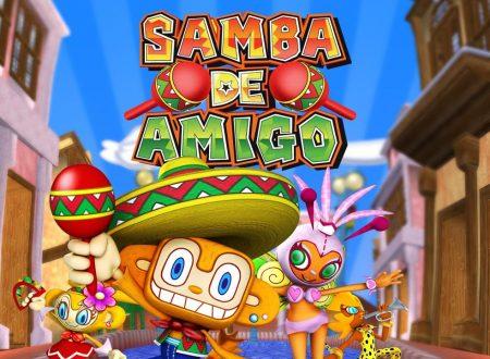 Samba de Amigo: Shun Nakamura vorrebbe realizzare un capitolo per Nintendo Switch