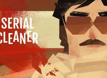 Serial Cleaner: il titolo in arrivo a fine anno sui Nintendo Switch europei