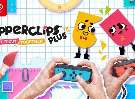 Snipperclips Plus: Diamoci un taglio!: il titolo ora in preorder sul Nintendo UK Store