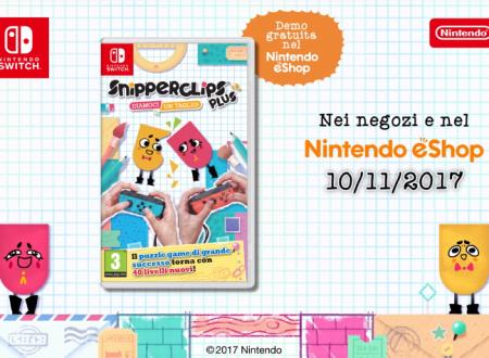 Snipperclips Plus: Diamoci un taglio!: pubblicato un video gameplay sui nuovi contenuti