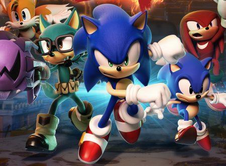 Sonic Forces: il producer e il boss di Sonic Team sulle prestazioni, framerate e risoluzione su Nintendo Switch