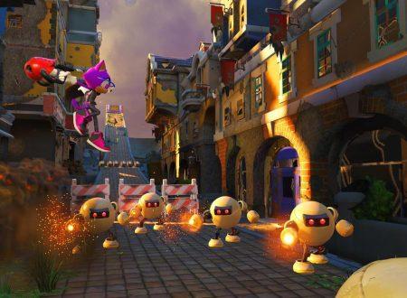 Sonic Forces: nuovi dettagli sui cambiamenti proposti dal titolo dal producer, Shun Nakamura