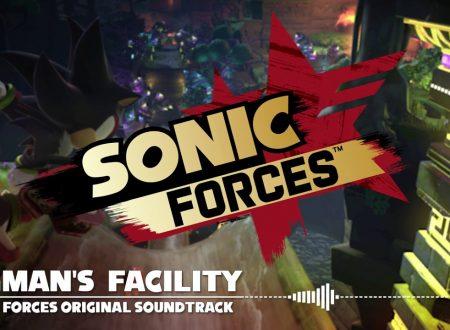"""Sonic Forces: pubblicato il video della OST """"Eggman's Facility"""" da SEGA"""