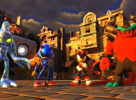 Sonic Forces: pubblicato un trailer panoramica giapponese sul titolo da SEGA