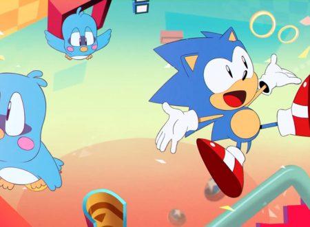 Sonic Mania: uno sguardo in video alla versione primordiale della cutscene iniziale del titolo
