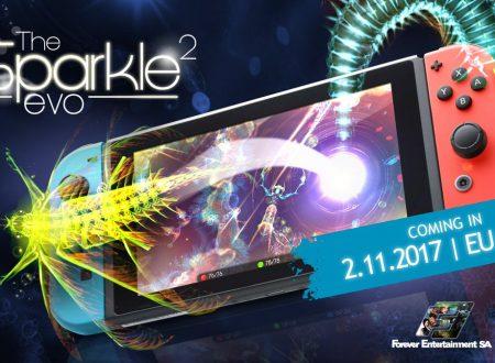 Sparkle 2 Evo: il titolo in arrivo il 2 novembre sui Nintendo Switch europei