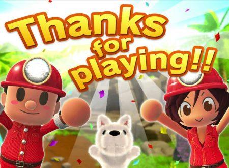 Spelunker Party: pubblicato il trailer di lancio del titolo per Nintendo Switch