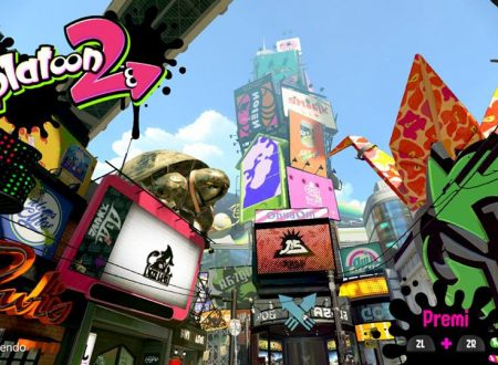 Splatoon 2: la versione 1.4.0 del titolo è ora disponibile sui Nintendo Switch europei