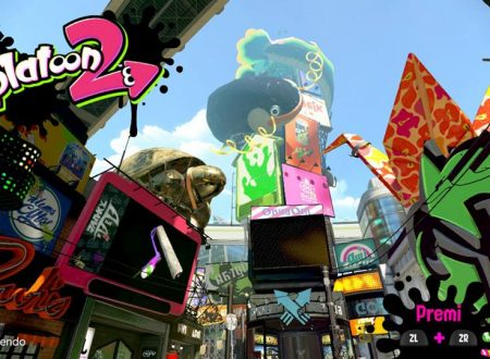 Splatoon 2: la versione 1.4.1 del titolo è ora disponibile sui Nintendo Switch europei