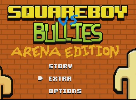 Squareboy vs Bullies: Arena Edition, uno sguardo in video al titolo dai Nintendo Switch europei