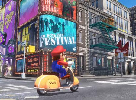 Super Mario Odyssey: Nintendo ancora su Mario e la sua apparizione in New Donk City