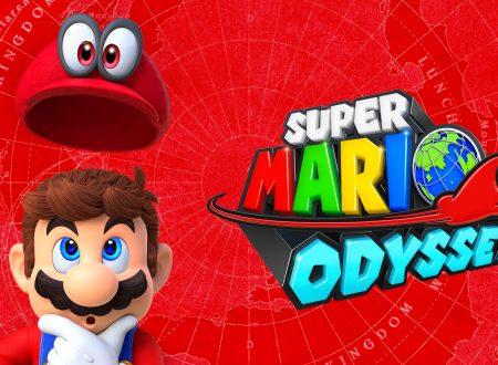 Super Mario Odyssey: cosa si ottiene quando si raggiunge il 100%, raccogliendo tutte le lune?