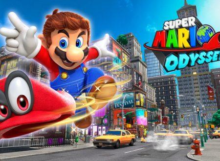 Super Mario Odyssey: il giro delle recensioni per il nuovo capitolo 3D di Mario