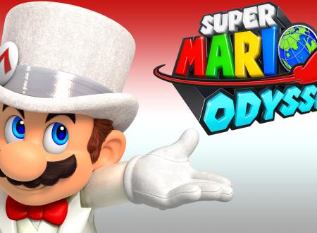 Super Mario Odyssey: il titolo ha piazzato oltre le 2 milioni di copie nei primi tre giorni di lancio nei negozi