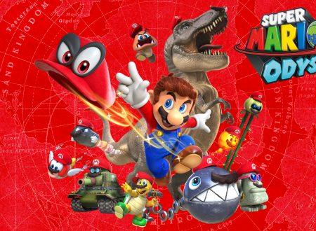 Super Mario Odyssey: la nostra prima ora di gioco in video sul capitolo 3D di Mario