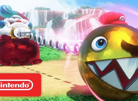 Super Mario Odyssey: pubblicati due video commercial americani sul titolo
