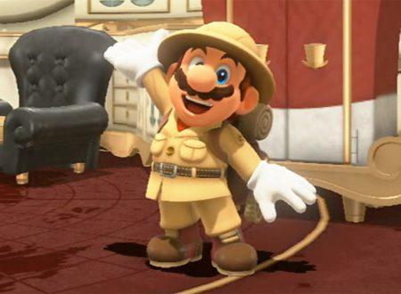 Super Mario Odyssey: svelati tutti gli amiibo compatibili e le loro funzionalità nel titolo