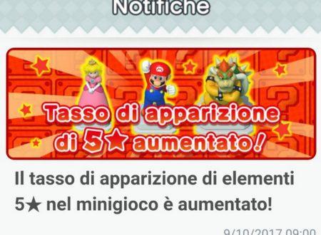 Super Mario Run: aumentato il tasso di apparizione degli elementi 5 stelle nella modalità Remix 10