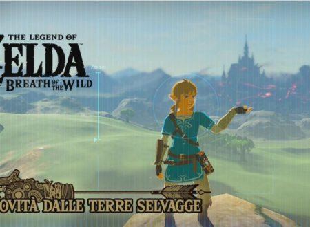 The Legend of Zelda: Breath of the Wild, un consiglio sugli autoscatti dal Canale Notizie di Nintendo Switch