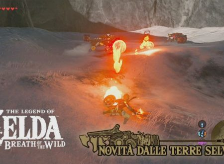 The Legend of Zelda: Breath of the Wild, una bacchetta del fuoco dal Canale Notizie di Nintendo Switch