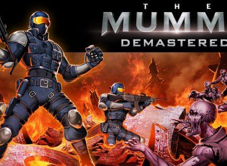The Mummy Demastered: il titolo in arrivo il 24 ottobre sui Nintendo Switch europei