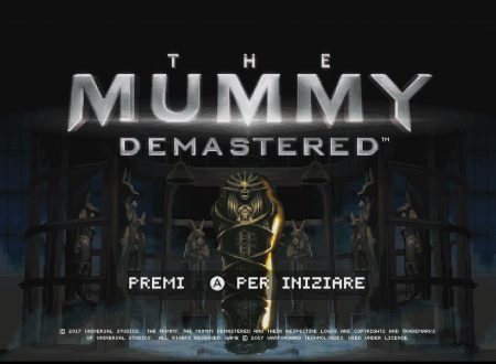 The Mummy Demastered: uno sguardo in video al titolo dai Nintendo Switch europei