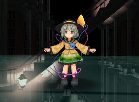 Touhou Kobuto V: Burst Battle, annunciata Koishi Komeiji come primo personaggio DLC