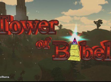 Tower of Babel: uno sguardo in video al titolo dai Nintendo Switch europei