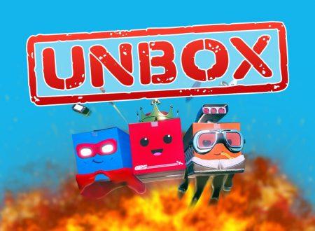 Unbox: Newbie's Adventure: il titolo aggiornato alla versione 1.0.3 sui Nintendo Switch europei
