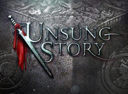 Unsung Story: il titolo annunciato per l'arrivo su Nintendo Switch dalla pagina Kickstarter