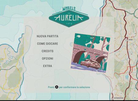 Wheels of Aurelia: uno sguardo in video al titolo dai Nintendo Switch europei