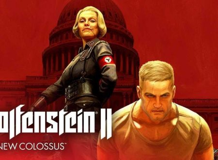 Wolfenstein II: The New Colossus, mostrato il primo video gameplay sulla versione per Nintendo Switch