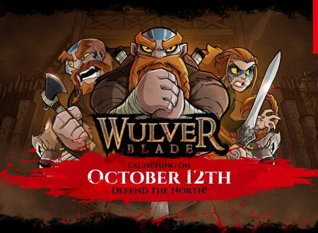 Wulverblade: il titolo in arrivo il 12 ottobre sui Nintendo Switch europei