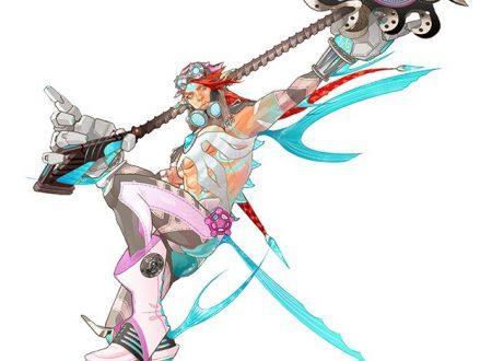 Xenoblade Chronicles 2: mostrato Yuuou, un forzuto Gladius presente nel gioco