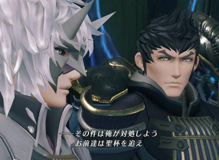 Xenoblade Chronicles 2: svelati Shin e Metsu, due membri dell'organizzazione Torna