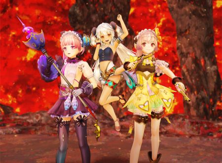 Atelier Lydie & Suelle: Alchemists of the Mysterious Painting, mostrati nuovi artwork e screenshots del titolo