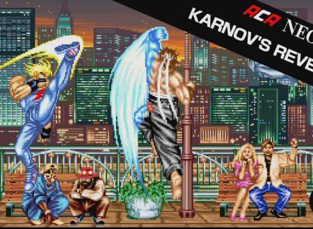 ACA NEOGEO Karnov's Revenge: il titolo in arrivo il 16 novembre sui Nintendo Switch europei