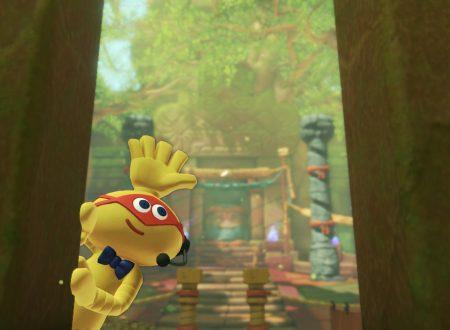 ARMS: mostrato un video sul nuovo personaggio in arrivo nel roster del gioco