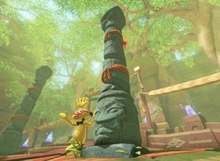 ARMS: mostrato il possibile nuovo personaggio giocabile del titolo