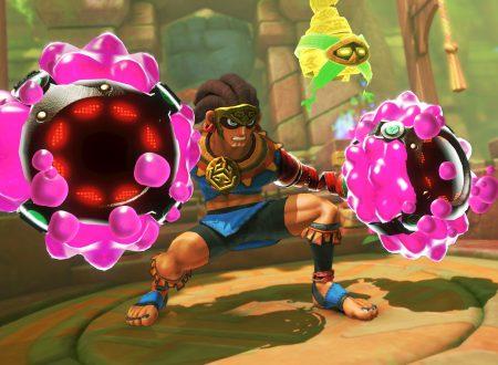 ARMS: svelati i dettagli della nuova versione 4.0.0 dal changelog di Nintendo