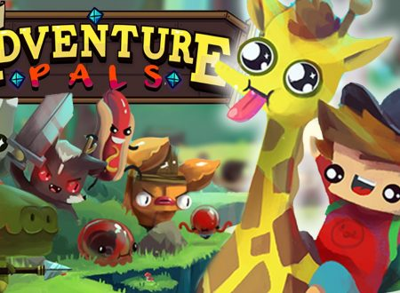 The Adventure Pals: pubblicato il trailer di lancio del titolo, presto sui Nintendo Switch europei